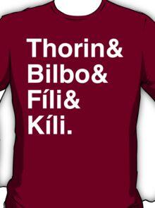 Thorin Oakenshirt T-Shirt