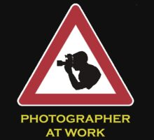 Photographer at Work by HoaK