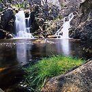 Roaring Meg Falls by Travis Easton