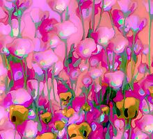 Spring Blush, too ... by Lindel Caine