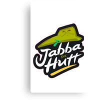 Jabba the Hutt Canvas Print