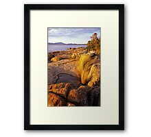 Townsend Point Framed Print
