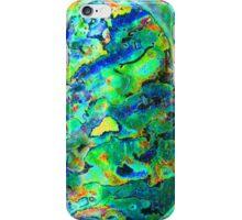 Timaru Paua Dream  iPhone Case/Skin