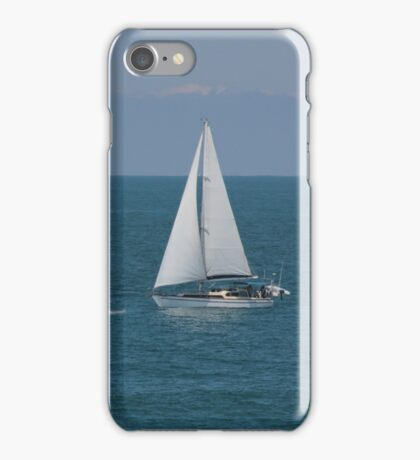 sail in the wind iPhone Case/Skin