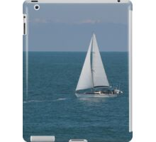 sail in the wind iPad Case/Skin