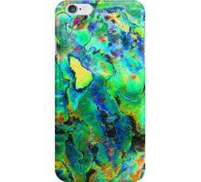 Timaru Paua Dream redux iPhone Case/Skin