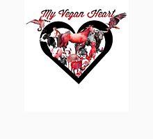 Animal Heart (My Vegan Heart) Clothing Unisex T-Shirt