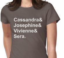 Femmequisition Shirt Womens Fitted T-Shirt