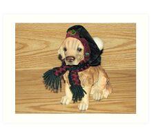 Puppy Love! Art Print