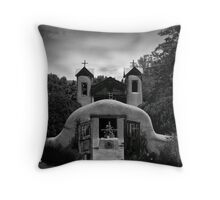 Santuario de Chimayó Throw Pillow
