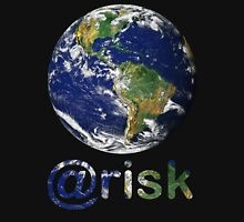 Earth at Risk Unisex T-Shirt