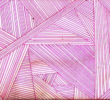 Lines Here, Lines There, Lines Lines, Everywhere! by karen66