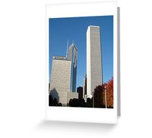 Chicago, Il. Greeting Card