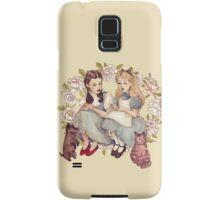 Tea with friends. Samsung Galaxy Case/Skin
