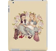 Tea with friends. iPad Case/Skin