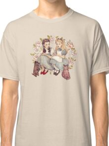 Tea with friends. Classic T-Shirt