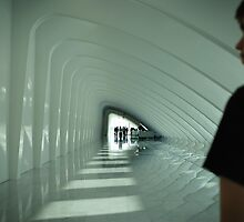 milwaukee art tunnel by foryoutoknowtice