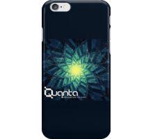 Quanta phone case logo design  iPhone Case/Skin