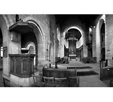 Memorial Kirk Photographic Print