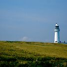 Flamborough Head Light House by Andrew Dunwoody