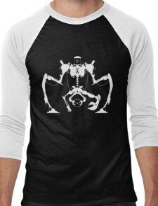Killbot 01 - SnickerSnak Men's Baseball ¾ T-Shirt