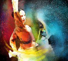 Flamencoscape 08 by Goodaboom