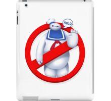 Mr. Baymaxmallow iPad Case/Skin