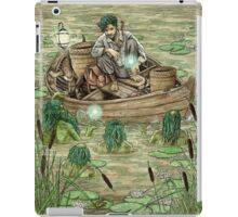 The Sorcerer's Lesson iPad Case/Skin