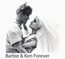 Barbie & Ken Forever by Mark Battista