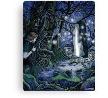 Bright Lands Portal Canvas Print