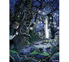 Bright Lands Portal Photographic Print