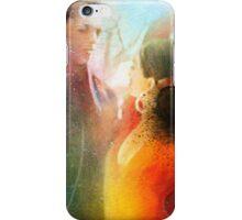 Flamencoscape 09 iPhone Case/Skin