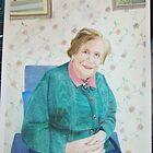 Great Aunt Peggy by Bernadette Burke