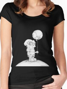 Early Spring Afternoon Women's Fitted Scoop T-Shirt