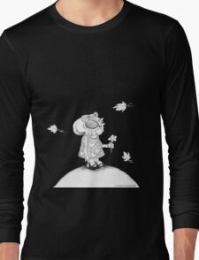 Early Autumn Afternoon Long Sleeve T-Shirt