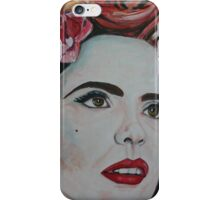 Paloma iPhone Case/Skin