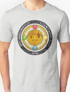 Tansformation Brooch - Sailor Moon Crystal (rev. 1) T-Shirt