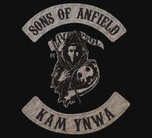 Sons of Anfield - Kam YNWA by EvilGravy
