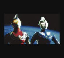 Ultraman Style by artguy24