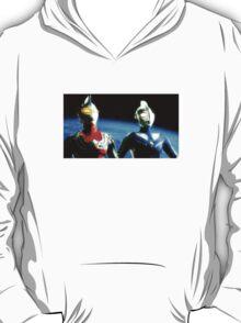 Ultraman Style T-Shirt