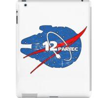 12 Parsec! iPad Case/Skin