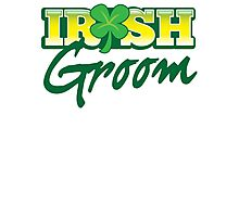 Irish GROOM St Patricks Day Ireland wedding  Photographic Print