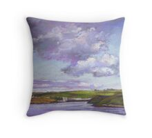 Avalon of the Heart Throw Pillow