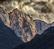 Julian Alps, Slovenia by Charles Kosina