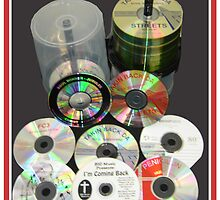 CD and DVD Printing, duplication, packaging. by Jubilee Jones