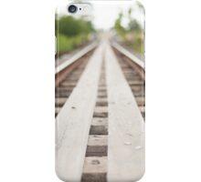 Train Tracks iPhone Case/Skin