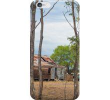 Abandoned Farm House iPhone Case/Skin
