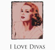 i love divas- Grace Kelly by Juana Luján