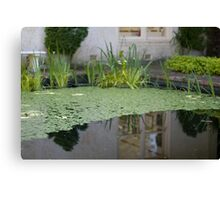 On Reflection Canvas Print