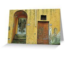 Rio Elba - Toscana Italy Greeting Card